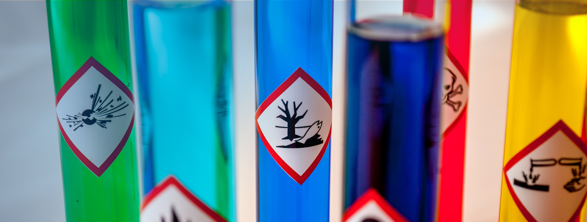 Arbeitssicherheit Betriebliches Gefahrstoffmanagement