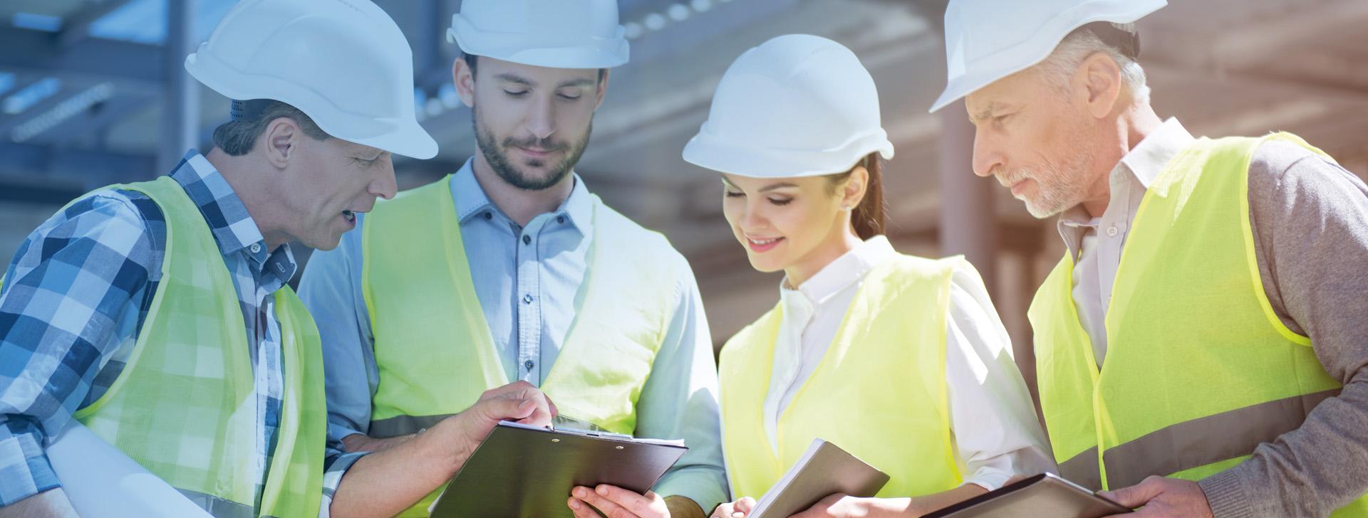 Arbeitssicherheit sicherheitstechnische Betreuung