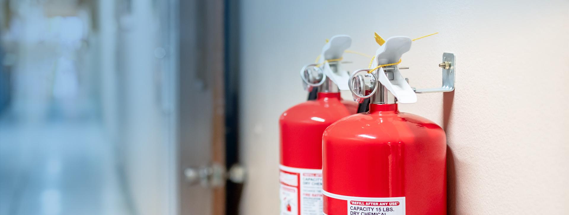 Brandschutz mit Schoendienst