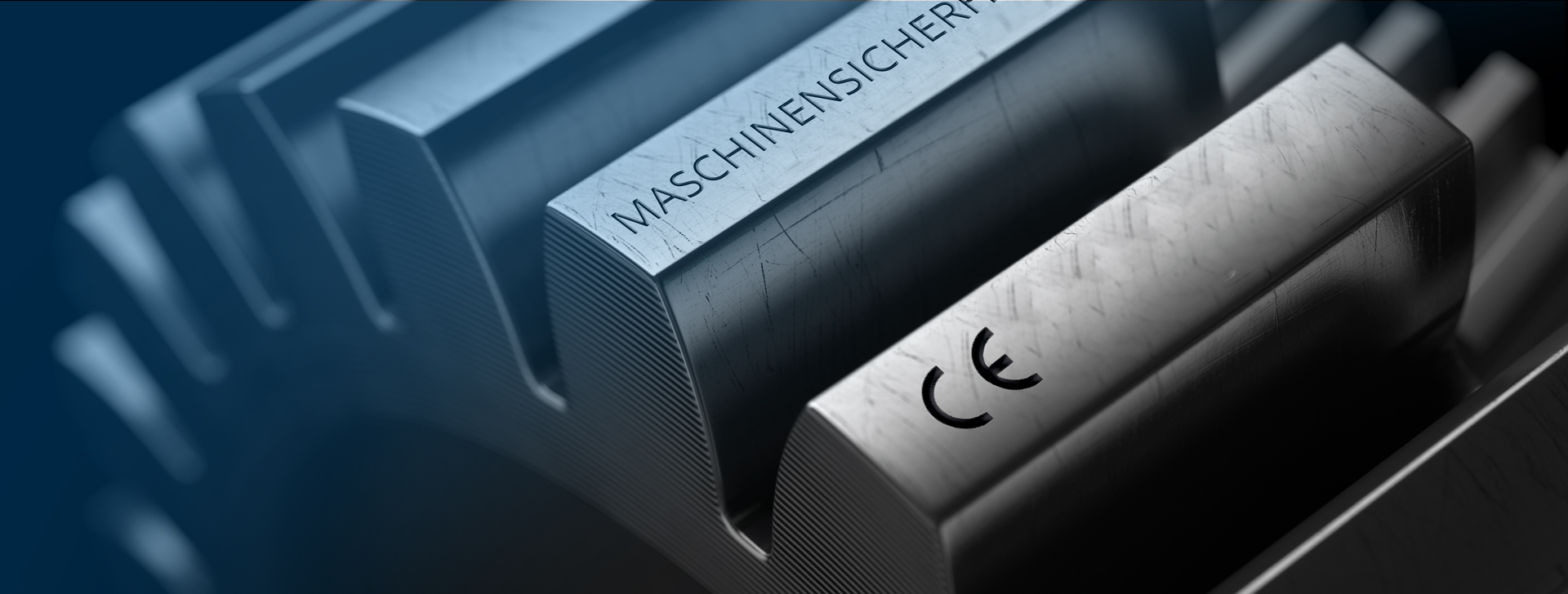 CE-Konformitaet Maschinensicherheit